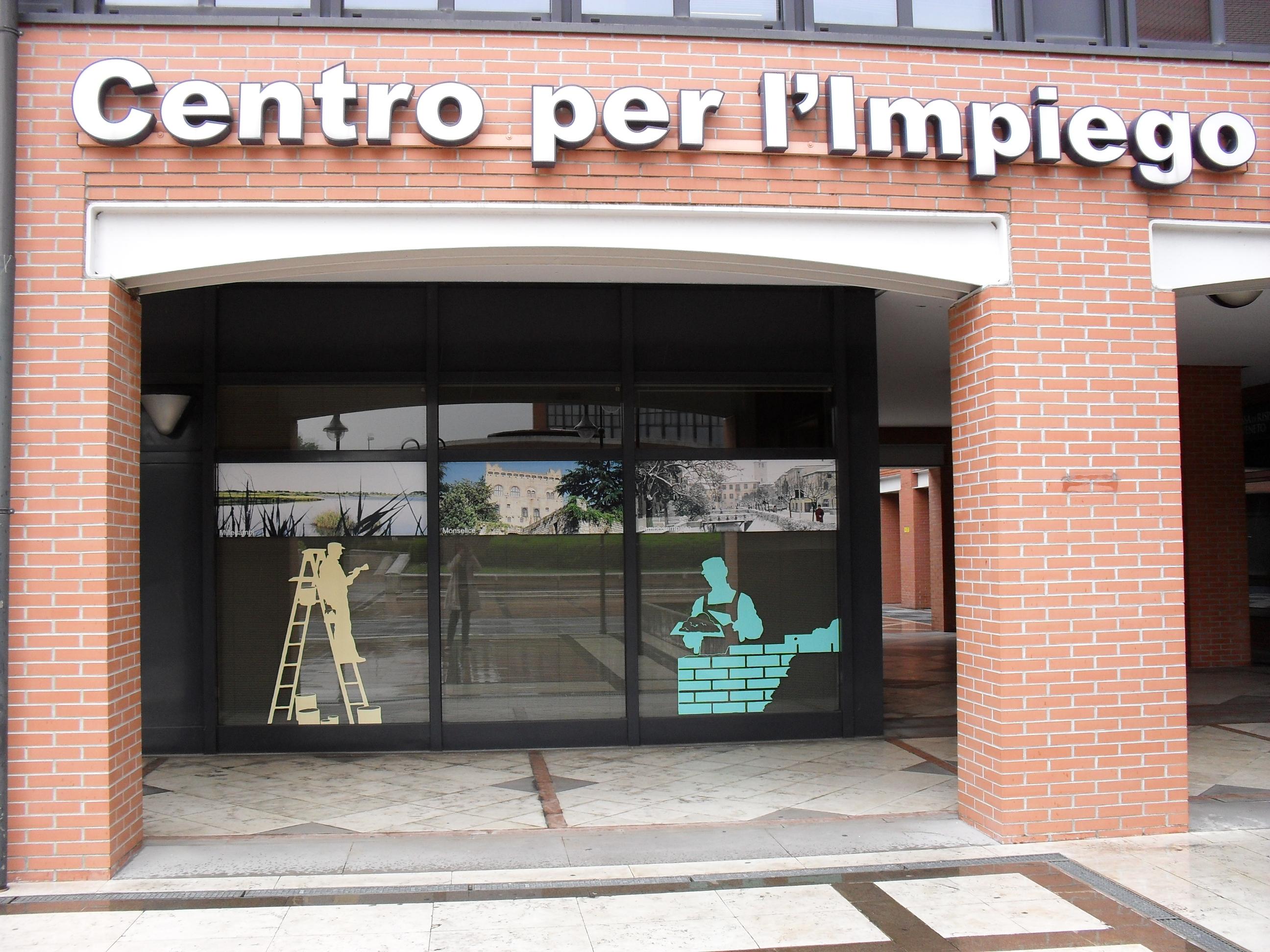 Ufficio Di Collocamento X Municipio : Centro per l impiego realizzazione di info point lavoro cefalù