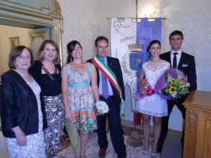 matrimonio argentino a Gangi