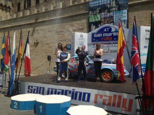 podio Zampaglione-Livecchi