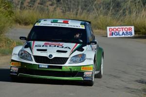 Umberto Scandola, Guido D Amore (Skoda Fabia S2000 S2000 #1,Car Racing)