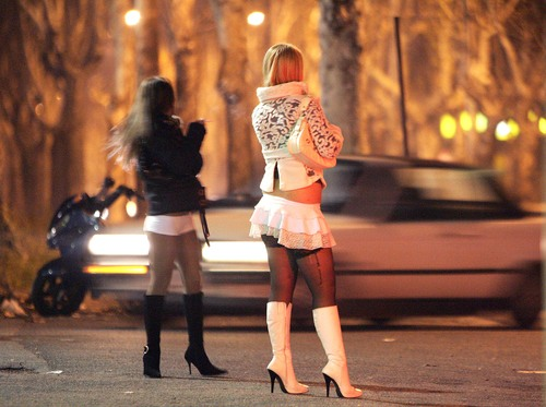 fantasia nel sesso prostitute nigeriane