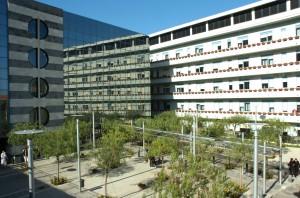 ingresso ospedale HSRGiglio
