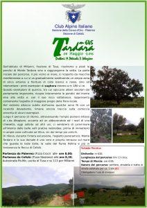 Monte Tardara 2016